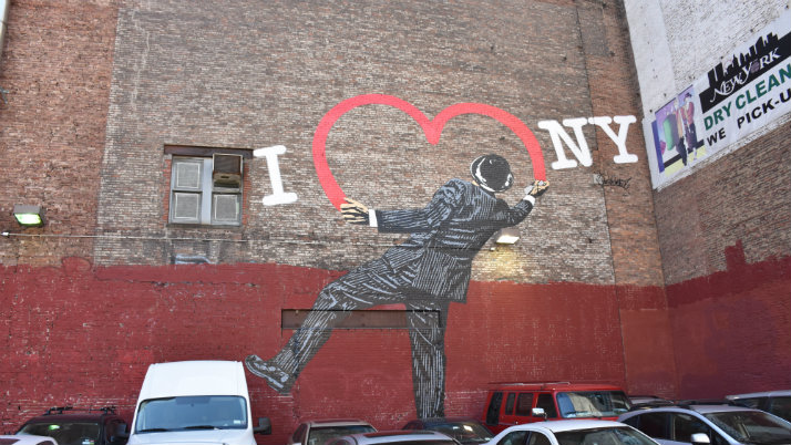 New York City Street Art
