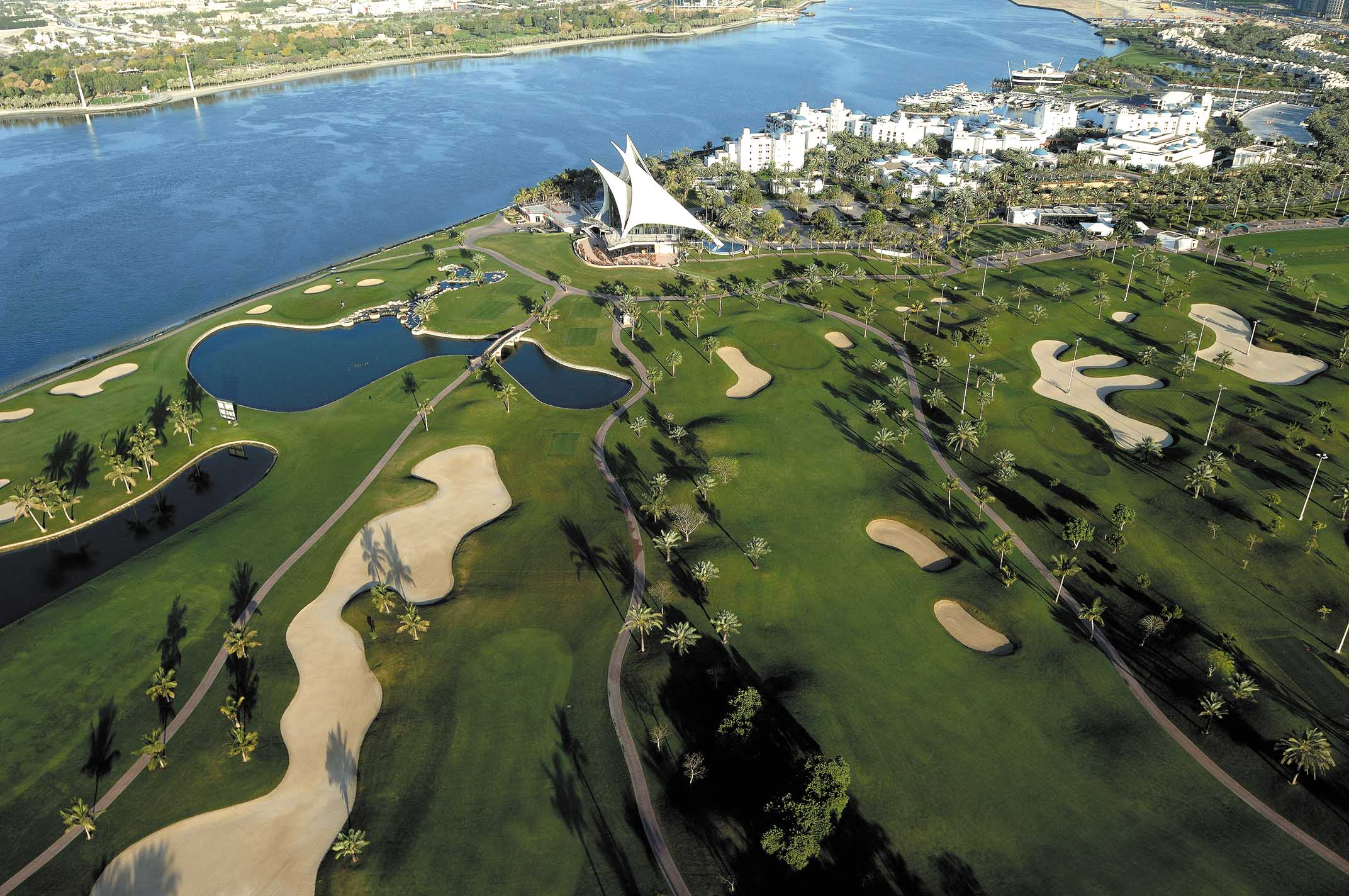 Park Hyatt Dubai Creek Golf