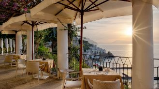 NH Collection Hotel Convento di Amalfi Dining