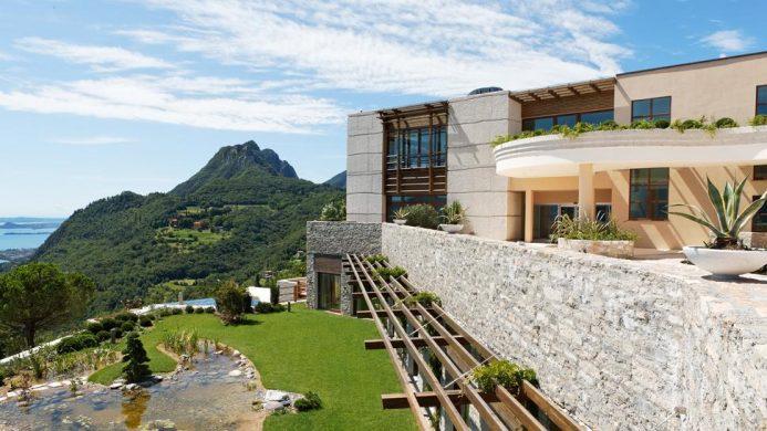 Lefay Resort & SPA Lago di Garda exterior view