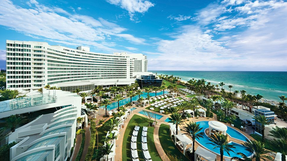 Florida: Fontainebleau Miami Beach