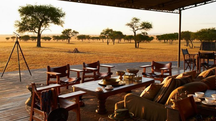 Singita Grumeti Reserves, Sabora Tented Camp
