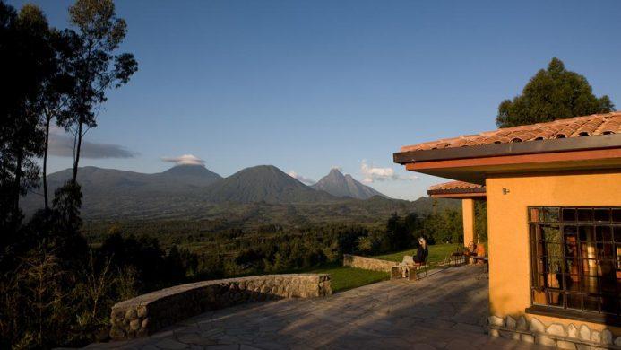 Sabyinyo Silverback Lodge