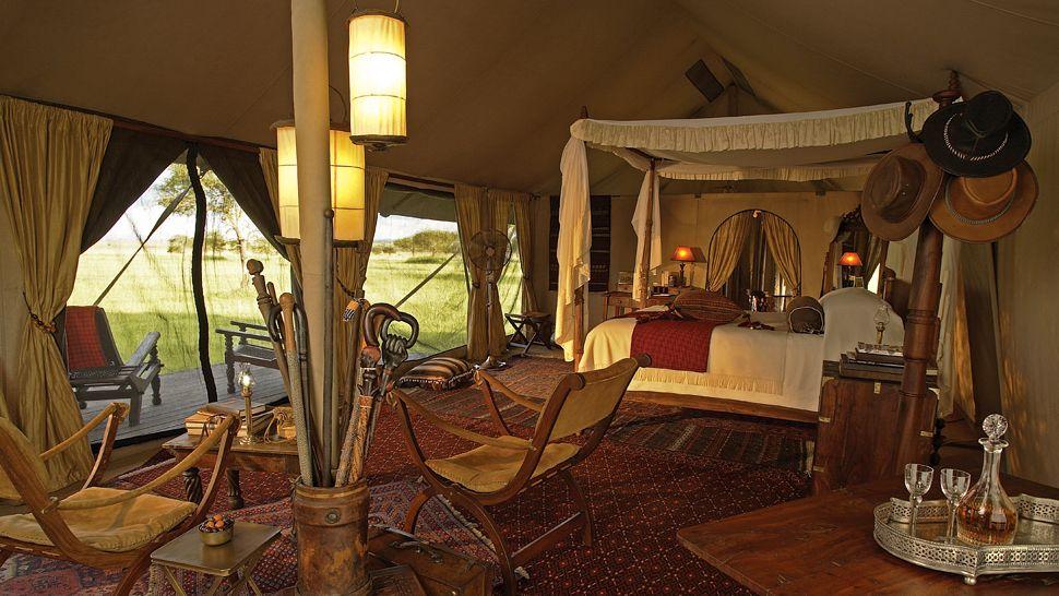 Singita Grumeti Reserves Sabora Tented Camp