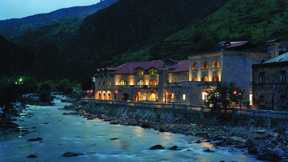 Avan Dzoraget Hotel