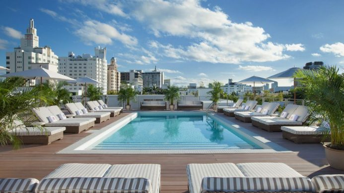 Great Summer Escapes: 6 City Rooftops with Cool Pools