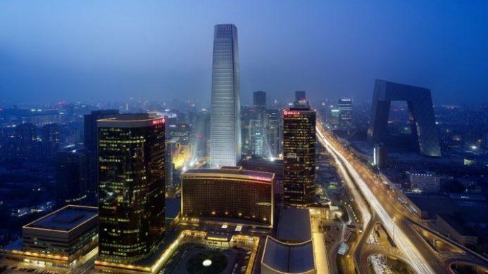 Shangri-La China World Summit Wing