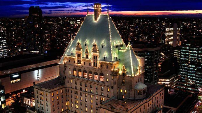 Fairmont Hotel Vancouver, Canada