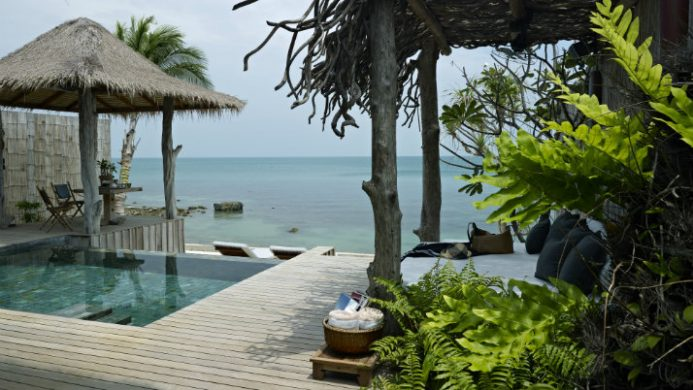 Song Saa Private Island Private Plunge Pool with Ocean View