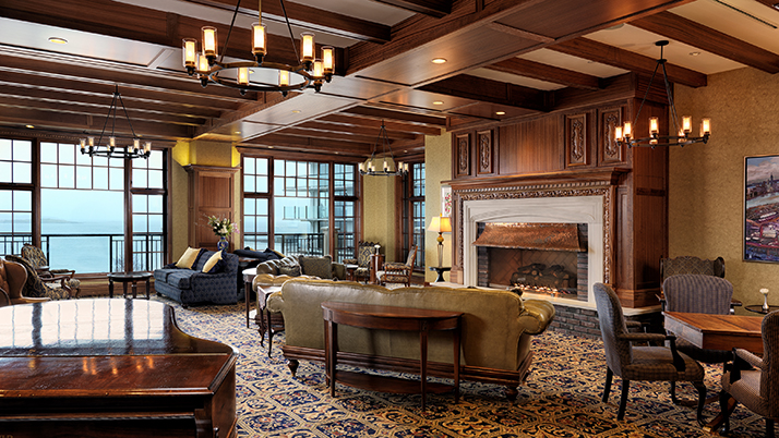 Oak Bay Beach Hotel, Canada
