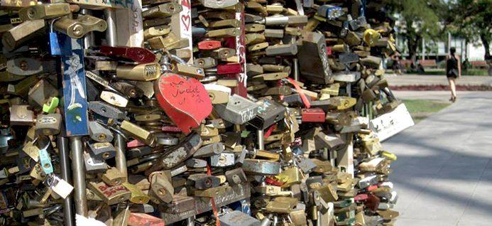 Love Locks, Budapest