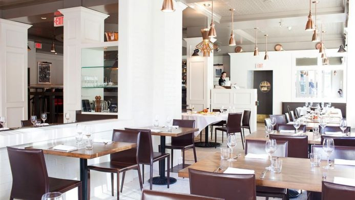 The Chef's 8: Travis McCord, La Pentola at Opus Hotel Vancouver