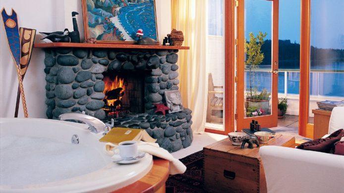 Sooke Harbour House, British Columbia