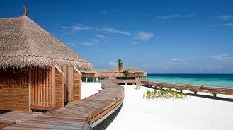 Constance Moofushi Resort Water Villa