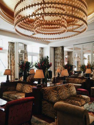 Faena Hotel Lobby