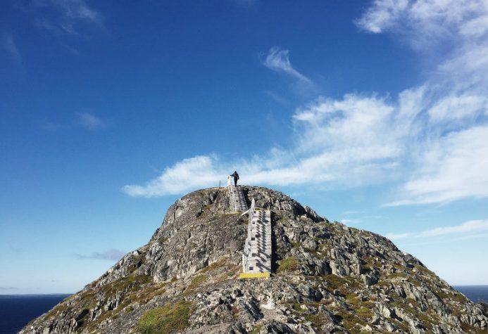 Newfoundland hiking