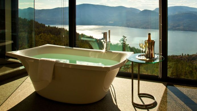 Sparkling Hill Resort and Wellness Hotel, British Columbia