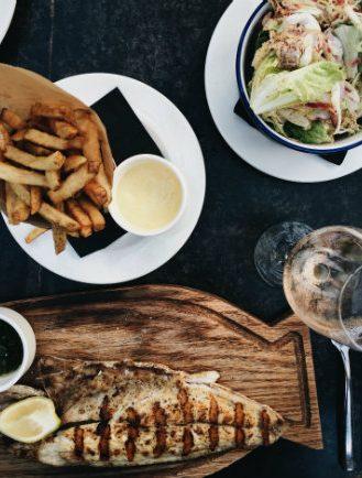Quinto La Huella Seafood