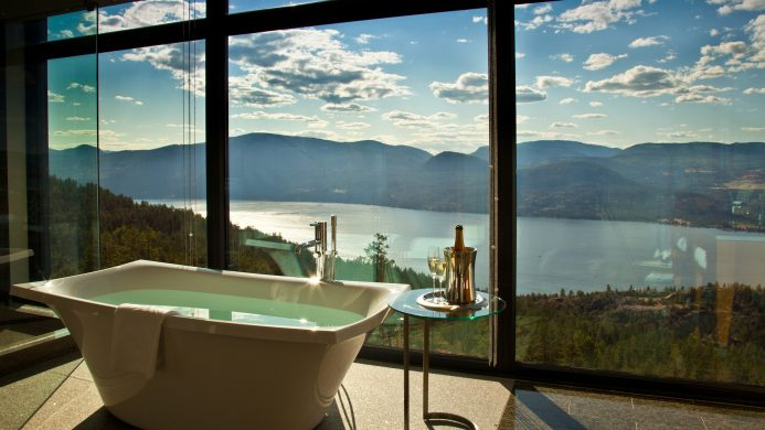 8 Hot Tubs in Cool Places