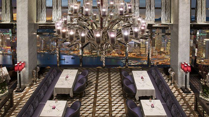 The Ritz Carlton, Hong Kong Tosca Restaurant