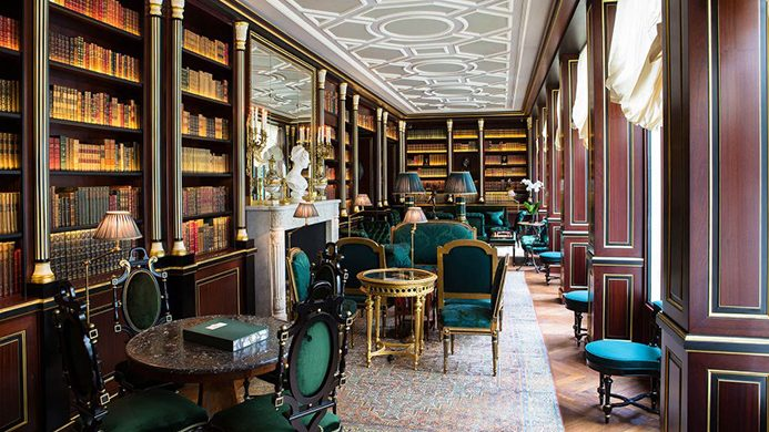 Hotel Libraries to Curl Up In | Passport