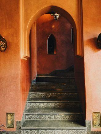 La Sultana Stairway