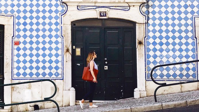 To Make the Most of Lisbon, Meander