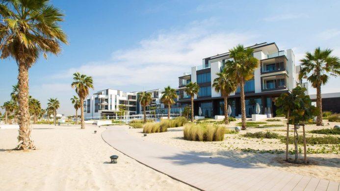 Nikki Beach Resort &Spa Dubai Exterior Pathway