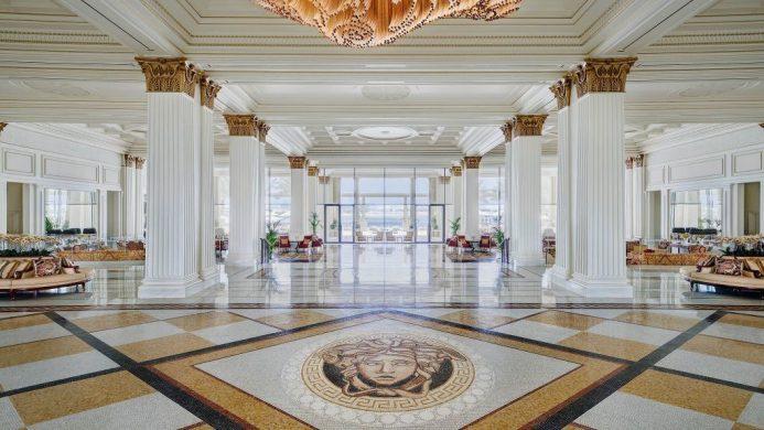 Palazzo Versace Dubai Lobby