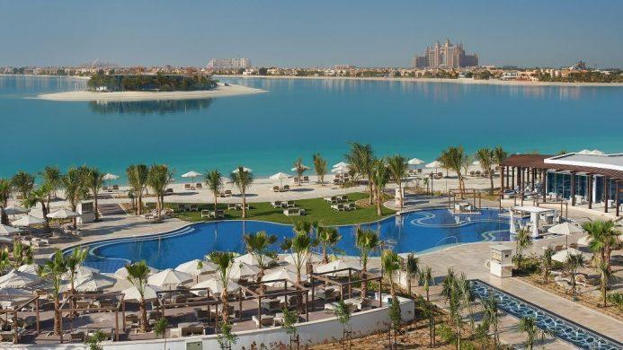Waldorf Astoria Dubai Palm Jumeirah Pool View