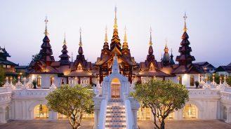 Dhara Dhevi Chiang Mai Main Lobby