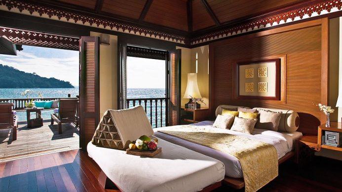 Pangkor Laut guestroom
