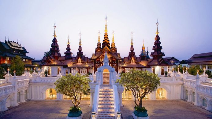 Dhara Dhevi Chiang Mai Lobby