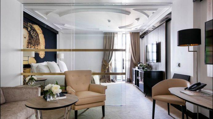 Gran Melia Palacio de los Duques Hotel Madrid