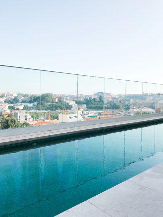 Memmo Principe Real pool