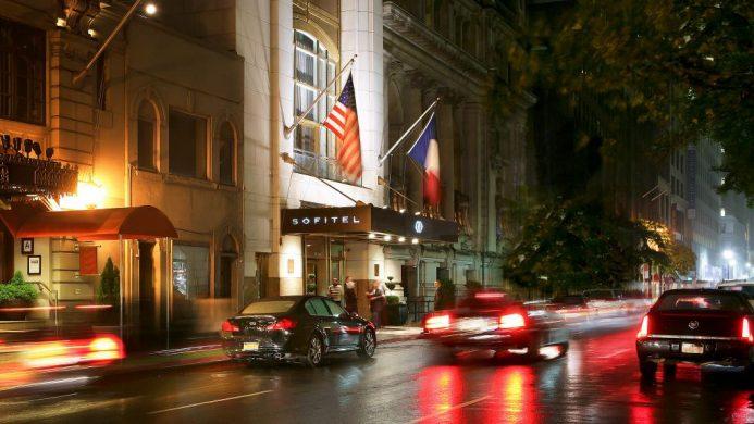 Sofitel Hotel New York
