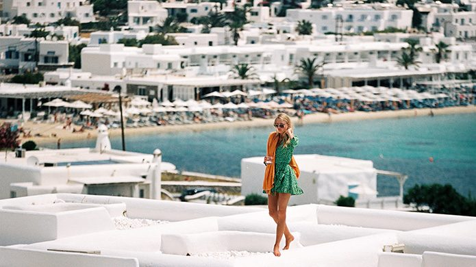 Faithfull the Brand at Kivotos Mykonos