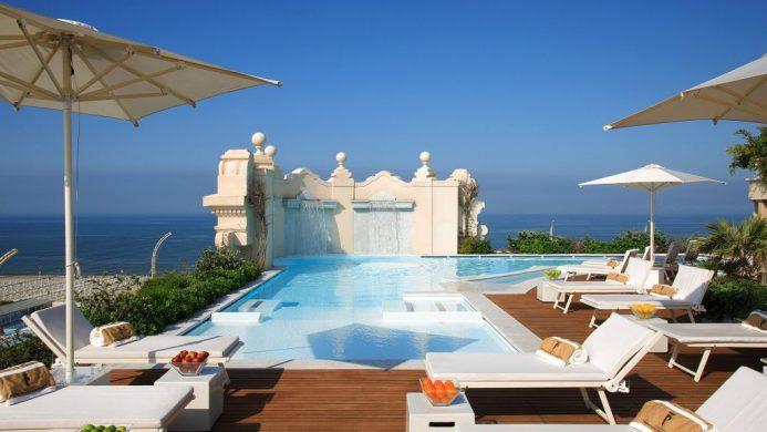 Grand Hotel Principe di Piemonte Rooftop Pool