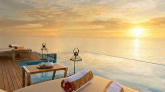 Hideaway Maldives Ocean Suite