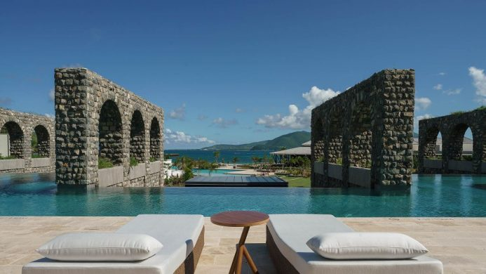 Park Hyatt St Kitts Pool