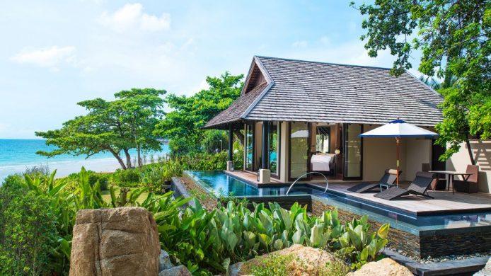 Vana Belle, A Luxury Collection Resort Tropical Pool Villa Exterior
