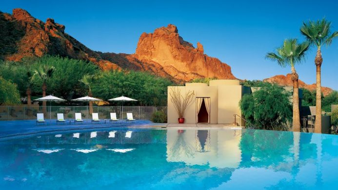 Beyonce Jay-Z Sanctuary Camelback Mountain