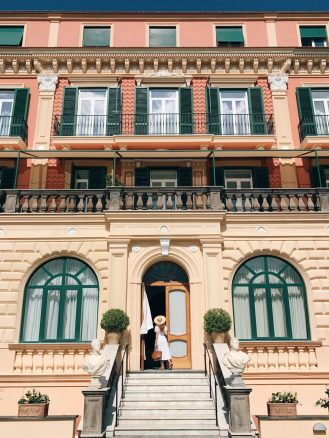 Excelsior Victoria Hotel Amalfi