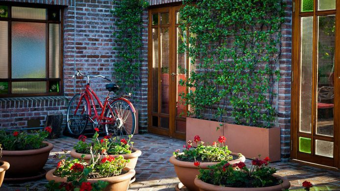 Faena Hotel Buenos Aires most bikeable cities