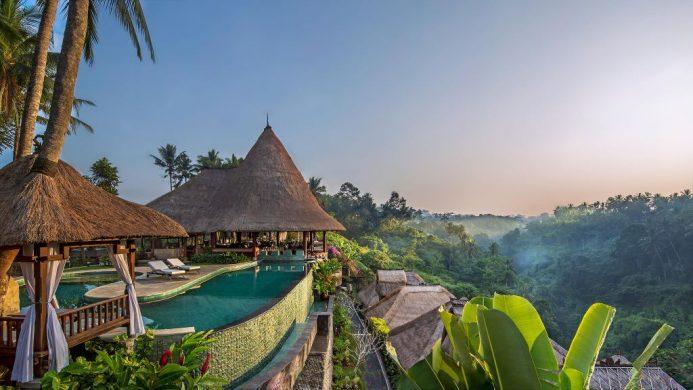 Viceroy Bali view