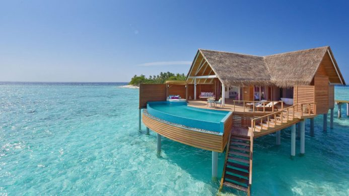 Milaidhoo Maldives pool villa
