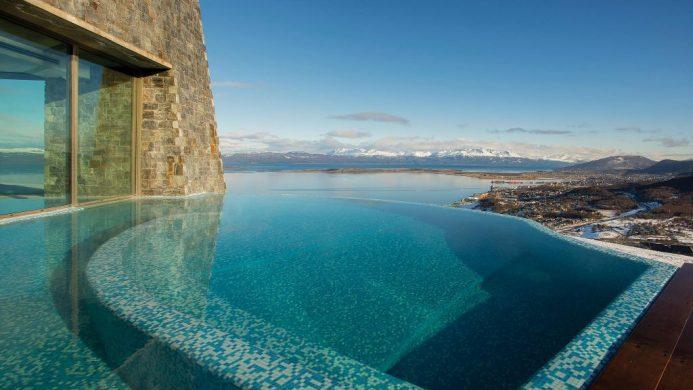 Arakur Ushuaia Resort and Spa Argentina pool