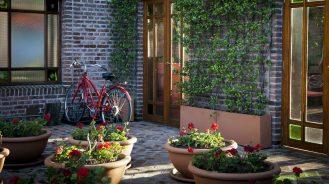 faena hotel buenos aires bikes
