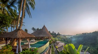 Viceroy Bali exterior view
