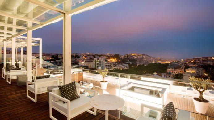 Lisbon Tivoli hotel